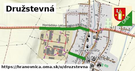 ilustračný obrázok k Družstevná, Hranovnica