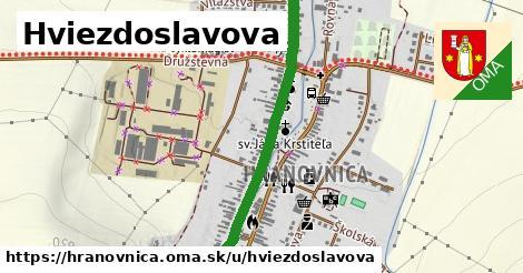 ilustrácia k Hviezdoslavova, Hranovnica - 0,96km