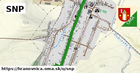 ilustrácia k SNP, Hranovnica - 1,32km
