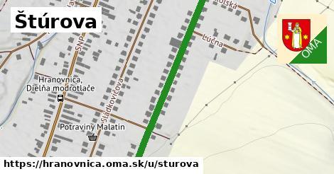 ilustračný obrázok k Štúrova, Hranovnica