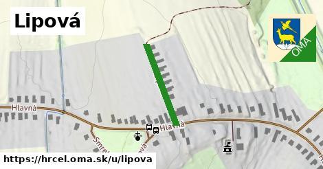 ilustrácia k Lipová, Hrčeľ - 216m