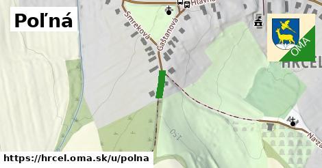 ilustrácia k Poľná, Hrčeľ - 299m