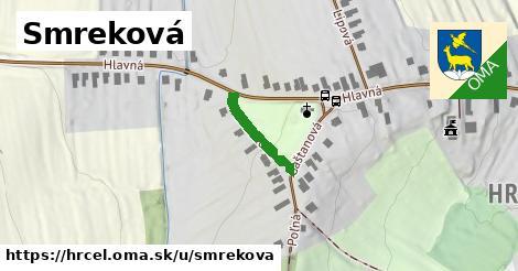 ilustrácia k Smreková, Hrčeľ - 158m
