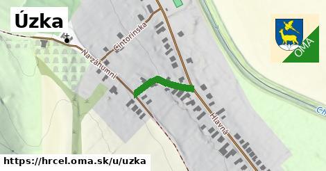 ilustrácia k Úzka, Hrčeľ - 145m