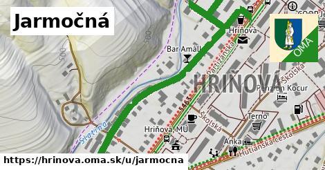 ilustrácia k Jarmočná, Hriňová - 687m