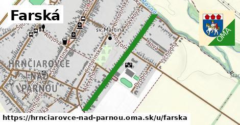 ilustrácia k Farská, Hrnčiarovce nad Parnou - 0,74km