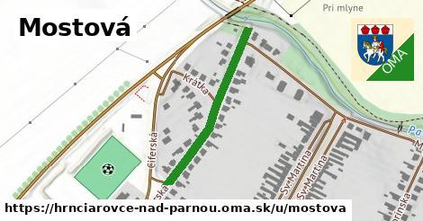 ilustrácia k Mostová, Hrnčiarovce nad Parnou - 519m