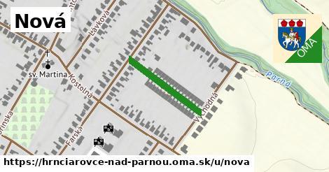 ilustrácia k Nová, Hrnčiarovce nad Parnou - 204m