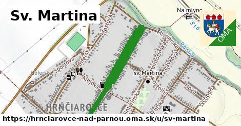 ilustrácia k sv. Martina, Hrnčiarovce nad Parnou - 0,92km