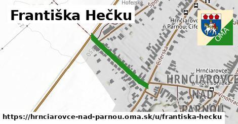 ilustrácia k Františka Hečku, Hrnčiarovce nad Parnou - 238m