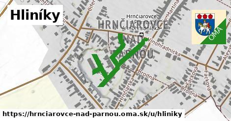 ilustrácia k Hliníky, Hrnčiarovce nad Parnou - 407m