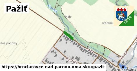 ilustrácia k Pažiť, Hrnčiarovce nad Parnou - 66m
