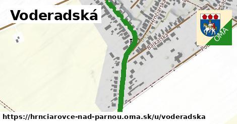 ilustrácia k Voderadská, Hrnčiarovce nad Parnou - 628m