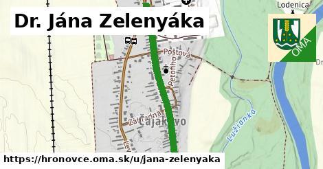 ilustrácia k Dr. Jána Zelenyáka, Hronovce - 0,78km