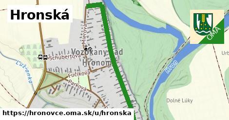 ilustrácia k Hronská, Hronovce - 0,97km