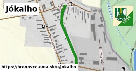 ilustrácia k Jókaiho, Hronovce - 359m