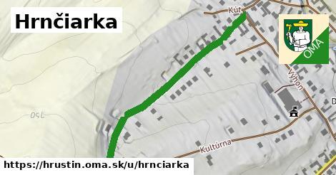 ilustrácia k Hrnčiarka, Hruštín - 393m