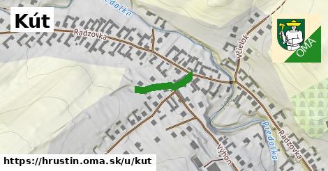 ilustrácia k Kút, Hruštín - 138m