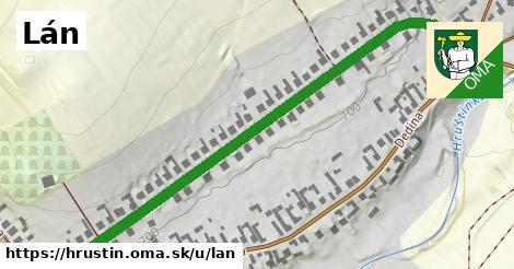 ilustrácia k Lán, Hruštín - 0,76km