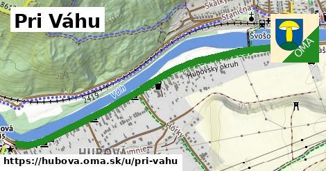 ilustrácia k Pri Váhu, Hubová - 1,37km