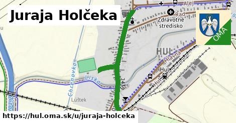ilustrácia k Juraja Holčeka, Hul - 0,93km