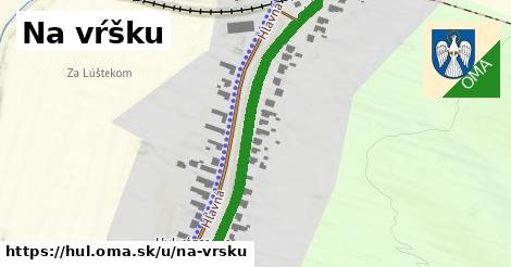 ilustrácia k Na Vŕšku, Hul - 0,72km