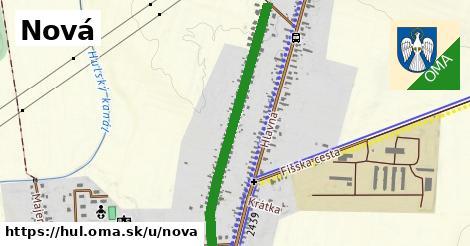 ilustrácia k Nová, Hul - 0,80km