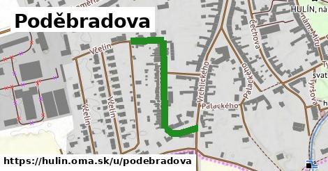 ilustrácia k Poděbradova, Hulín - 349m