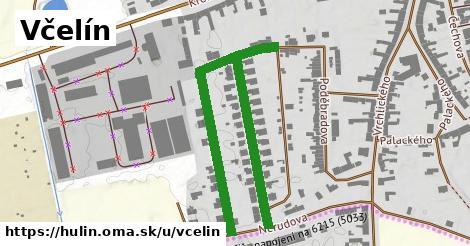 ilustrácia k Včelín, Hulín - 668m