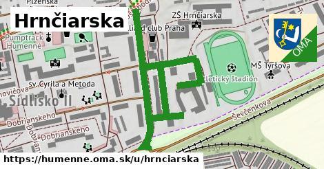 ilustrácia k Hrnčiarska, Humenné - 0,73km
