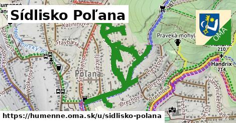 ilustračný obrázok k Sídlisko Poľana, Humenné