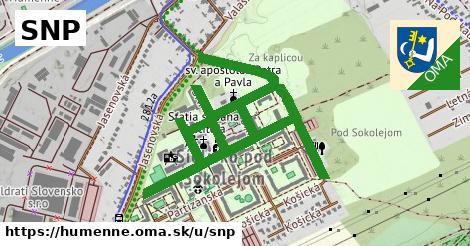 ilustrácia k SNP, Humenné - 1,94km