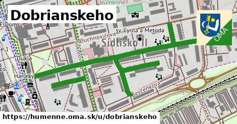 ilustrácia k Dobrianskeho, Humenné - 0,98km