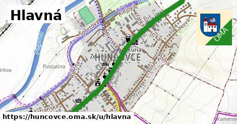 ilustrácia k Hlavná, Huncovce - 1,09km