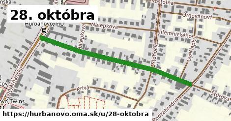 ilustrácia k 28. októbra, Hurbanovo - 519m