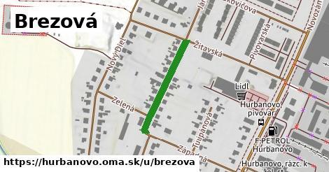 ilustrácia k Brezová, Hurbanovo - 236m
