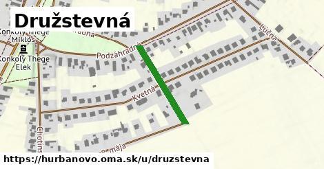 ilustrácia k Družstevná, Hurbanovo - 208m
