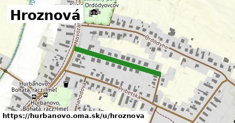 ilustrácia k Hroznová, Hurbanovo - 291m