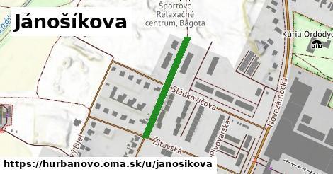 ilustrácia k Jánošíkova, Hurbanovo - 247m