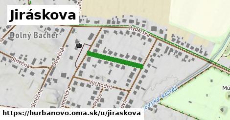 ilustrácia k Jiráskova, Hurbanovo - 188m