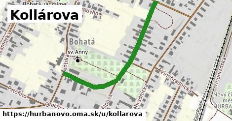 ilustrácia k Kollárova, Hurbanovo - 475m