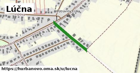 ilustrácia k Lúčna, Hurbanovo - 234m