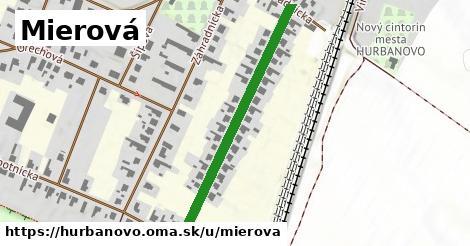 ilustrácia k Mierová, Hurbanovo - 420m