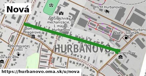 ilustračný obrázok k Nová, Hurbanovo