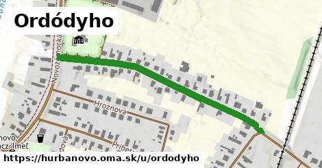 ilustrácia k Ordódyho, Hurbanovo - 522m