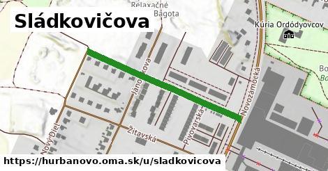 ilustrácia k Sládkovičova, Hurbanovo - 387m