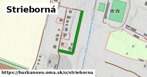ilustrácia k Strieborná, Hurbanovo - 230m
