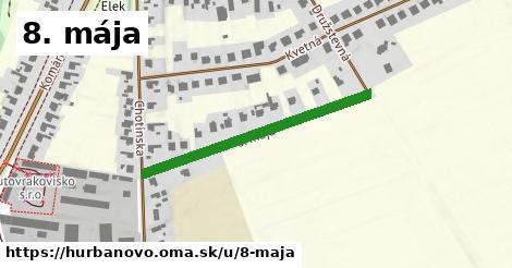 ilustrácia k 8. mája, Hurbanovo - 354m