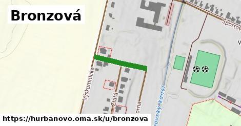 ilustrácia k Bronzová, Hurbanovo - 168m