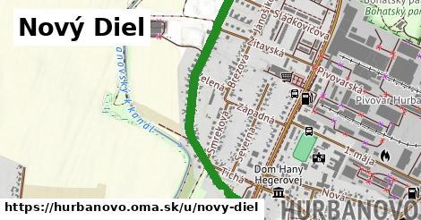 ilustrácia k Nový Diel, Hurbanovo - 0,89km